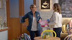 Sonya Mitchell, Amy Williams in Neighbours Episode 7949