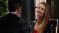 Pierce Greyson, Chloe Brennan in Neighbours Episode 7949