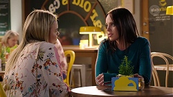 Xanthe Canning, Bea Nilsson in Neighbours Episode 7950
