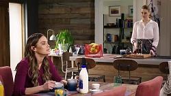 Elly Conway, Chloe Brennan in Neighbours Episode 7950