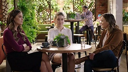 Elly Conway, Chloe Brennan, Amy Williams in Neighbours Episode 7950