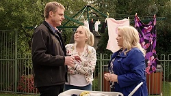Gary Canning, Xanthe Canning, Sheila Canning in Neighbours Episode 7951