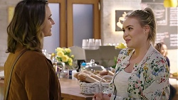 Amy Williams, Xanthe Canning in Neighbours Episode 7951