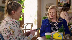 Xanthe Canning, Sheila Canning in Neighbours Episode 7951