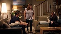 Ned Willis, Terese Willis, Piper Willis in Neighbours Episode 7952