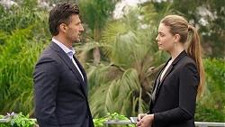 Pierce Greyson, Chloe Brennan in Neighbours Episode 7952