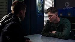 Mark Brennan, Tyler Brennan in Neighbours Episode 7952