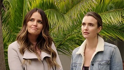 Elly Conway, Amy Williams in Neighbours Episode 7953