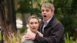 Amy Williams, Gary Canning in Neighbours Episode 7953