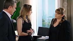 Paul Robinson, Piper Willis, Terese Willis in Neighbours Episode 7953