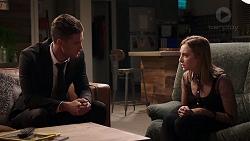 Mark Brennan, Piper Willis in Neighbours Episode 7953