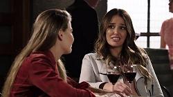 Chloe Brennan, Elly Conway in Neighbours Episode 7953
