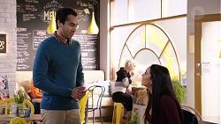 Pavan Nahal, Mishti Sharma in Neighbours Episode 7954