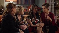 Terese Willis, Sonya Mitchell, Dipi Rebecchi, Susan Kennedy in Neighbours Episode 7955