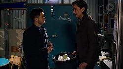 David Tanaka, Leo Tanaka in Neighbours Episode 7955