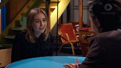 Piper Willis, Leo Tanaka in Neighbours Episode 7955