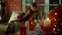 Dipi Rebecchi, Shane Rebecchi in Neighbours Episode 7955