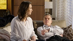 Amy Williams, Paul Robinson in Neighbours Episode 7956