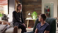 Piper Willis, Tyler Brennan in Neighbours Episode 7956