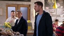 Paul Robinson, Mark Brennan in Neighbours Episode 7956
