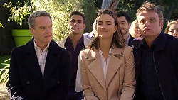 Paul Robinson, Aaron Brennan, Amy Williams, David Tanaka, Gary Canning in Neighbours Episode 7956