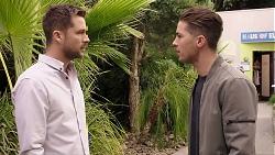 Mark Brennan, Tyler Brennan in Neighbours Episode 7957