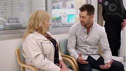 Sheila Canning, Mark Brennan in Neighbours Episode 7957
