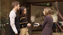 Ned Willis, Bea Nilsson, Piper Willis in Neighbours Episode 7957
