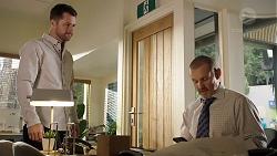 Mark Brennan, Toadie Rebecchi in Neighbours Episode 7957