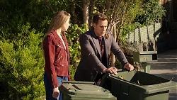 Chloe Brennan, Aaron Brennan in Neighbours Episode 7957