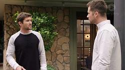 Ned Willis, Mark Brennan in Neighbours Episode 7957