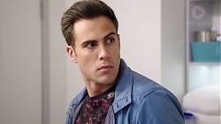 Aaron Brennan in Neighbours Episode 7958