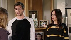 Ned Willis, Bea Nilsson in Neighbours Episode 7958