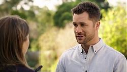 Piper Willis, Mark Brennan in Neighbours Episode 7958
