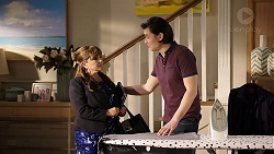 Terese Willis, Leo Tanaka in Neighbours Episode 7958
