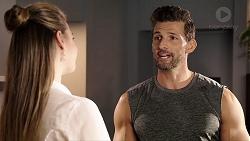 Chloe Brennan, Pierce Greyson in Neighbours Episode 7958