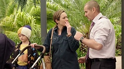 Nell Rebecchi, Sonya Mitchell, Toadie Rebecchi in Neighbours Episode 7959
