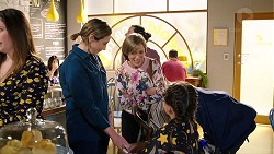 Sonya Mitchell, Alice Wells, Nell Rebecchi in Neighbours Episode 7959