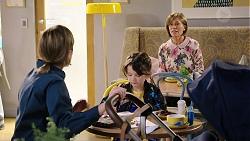 Sonya Mitchell, Nell Rebecchi, Alice Wells in Neighbours Episode 7959