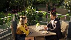 Chloe Brennan, Pierce Greyson in Neighbours Episode 7959
