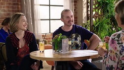 Sonya Mitchell, Toadie Rebecchi, Alice Wells in Neighbours Episode 7960