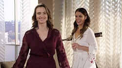 Amy Williams, Elly Conway in Neighbours Episode 7960