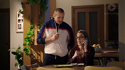 Toadie Rebecchi, Sonya Mitchell in Neighbours Episode 7960