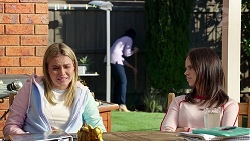 Xanthe Canning, Bea Nilsson in Neighbours Episode 7961