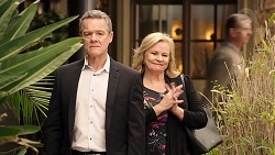 Paul Robinson, Sheila Canning in Neighbours Episode 7962