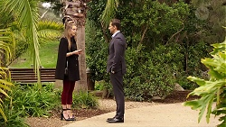 Chloe Brennan, Pierce Greyson in Neighbours Episode 7962