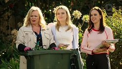 Sheila Canning, Xanthe Canning, Bea Nilsson in Neighbours Episode 7962