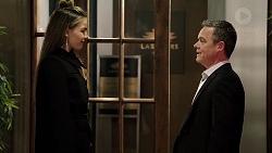 Chloe Brennan, Paul Robinson in Neighbours Episode 7962