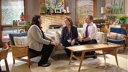 Isabella Pinter, Sonya Mitchell, Toadie Rebecchi in Neighbours Episode 7964