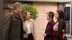 Gary Canning, Amy Williams, Susan Kennedy, Bea Nilsson in Neighbours Episode 7964